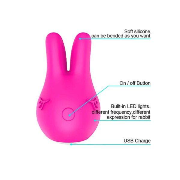HEARTLEY-Nelly-rabbit-G spot-vibrator-AWVG1100PP936-2