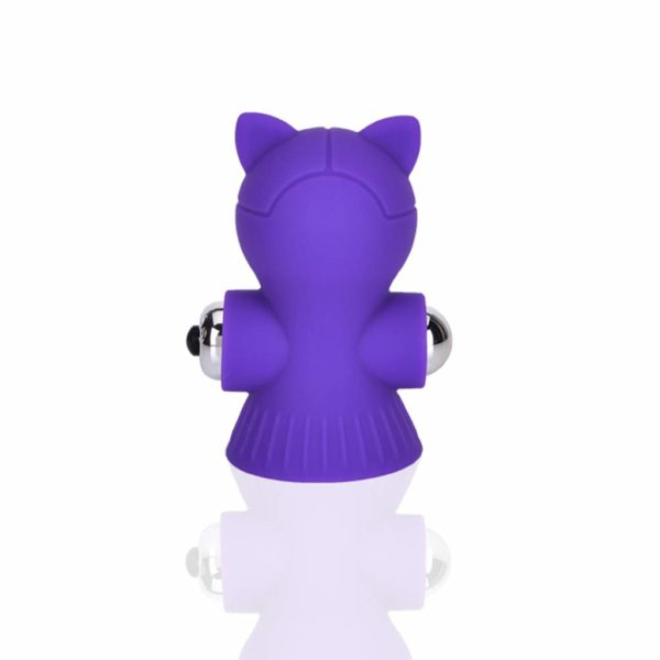 Heartley Mini Vibrating Silicone Nipple Sucker